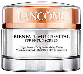 Lancome Bienfait Multi-Vital SPF 30 Cream High Potency Daily Moisturizing Cream