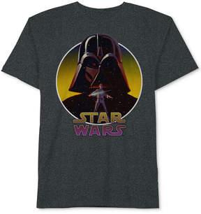 Hybrid Men's Star Wars Graphic-Print Cotton T-Shirt from