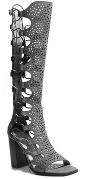 Two Lips Too Sunshine Laser Cut Gladiator Sandal