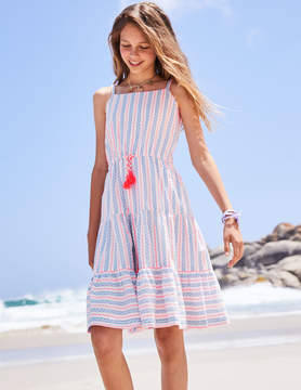 Boden Tiered Strappy Sun Dress