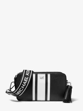 MICHAEL Michael Kors Small Logo Tape Camera Bag