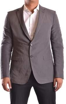 CNC Costume National Men's Grey Cotton Blazer.