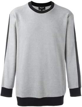Numero 00 Numero00 terryclotch sweatshirt
