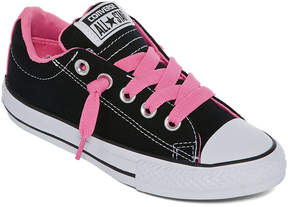 Converse Chuck Taylor All Star Street Girls Sneakers - Little Kids