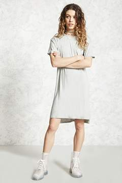 Forever 21 Jersey Knit T-Shirt Dress