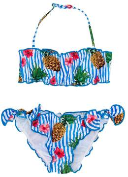 MC2 Saint Barth Kids two piece swimsuit