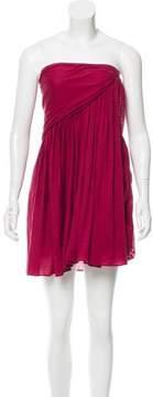 Aspesi Strapless Mini Dress w/ Tags