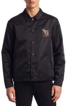 Alexander Wang Slow And Steady Cotton Jacket