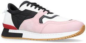 Givenchy Leather Active Multi Runner Sneakers