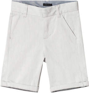 Ikks Grey Smart Shorts