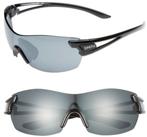 Smith Women's Pivlock(TM) Asana 125Mm Chromapop Polarized Sunglasses - Black