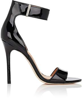 Halston WOMEN'S MARLEY PATENT LEATHER SANDALS