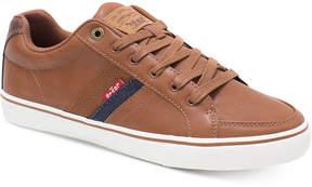 Levi's Men's Turner Nappa Low-Top Sneakers Men's Shoes