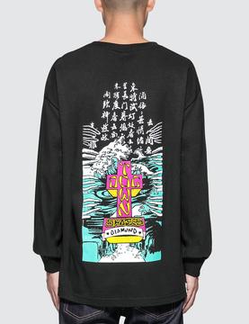 Diamond Supply Co. Dogtown x A.Murray L/S T-Shirt
