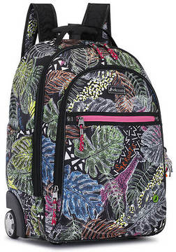 Sakroots York Rolling Backpack