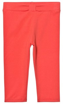 Ikks Coral Leggings with Bow Waist