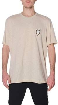 Ih Nom Uh Nit Men's Beige Cotton T-shirt.