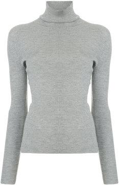 ESTNATION roll neck jumper