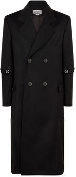 Loewe Wool Overcoat