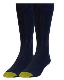 Gold Toe Goldtoe Comfort Top Rayon from Bamboo Two-Pack Socks