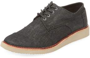 Toms Men's Denim Low Top Sneaker
