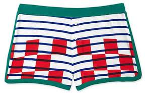Petit Bateau Mens striped and printed boxers