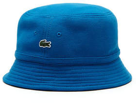 Lacoste Men's Pique Bucket Hat