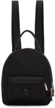 Versace Black Mini Palazzo Backpack