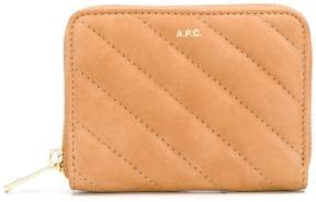 A.P.C. Lison compact purse