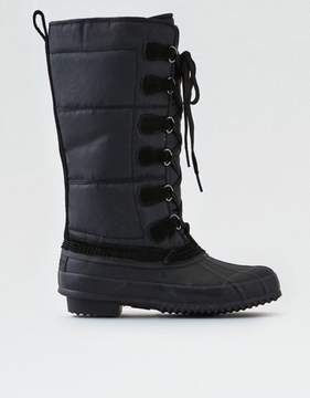 American Eagle Outfitters AE Tall Nylon Duck Boot