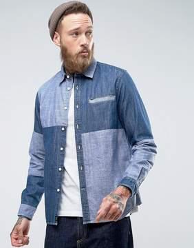 Edwin Patch Denim Better Shirt
