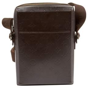 Louis Vuitton Sac Danube leather bag