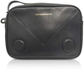 Emporio Armani Black Mini Shoulder Bag
