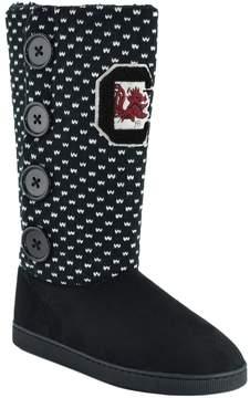 NCAA Women's South Carolina Gamecocks Button Boots