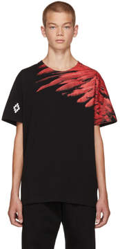Marcelo Burlon County of Milan Black Adil T-Shirt