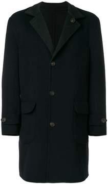 Brunello Cucinelli single breasted coat