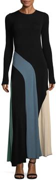 Jill Stuart Women's Luce Colorblocked Dress