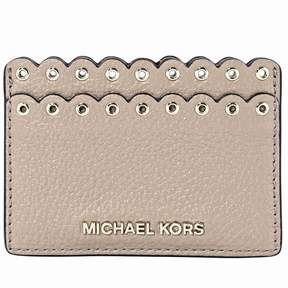 Michael Kors Money Pieces Card Holder- Truffle - ONE COLOR - STYLE