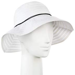 Merona Women's Floppy Hat White