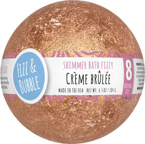 Fizz & Bubble Creme Brulee Large Bath Fizzy