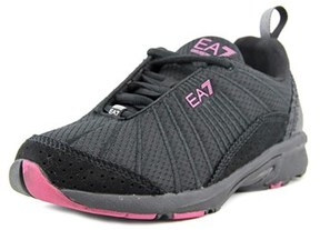 Emporio Armani 285167 W Round Toe Synthetic Walking Shoe.