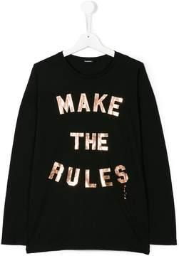Diesel Make The Rules sweatshirt