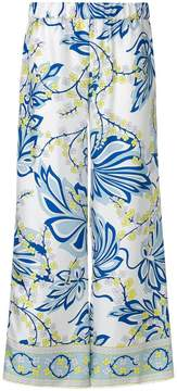 P.A.R.O.S.H. patterned trousers