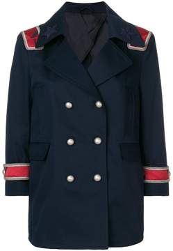 Ermanno Scervino fitted military jacket