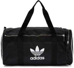 adidas Black Large Duffle Bag