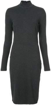 Fleur Du Mal Long sleeve knit dress
