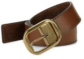 Robert Graham Leather Belt