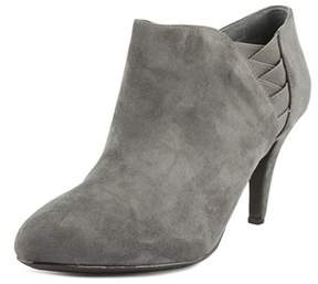 Style&Co. Style & Co Arianah Round Toe Canvas Bootie.