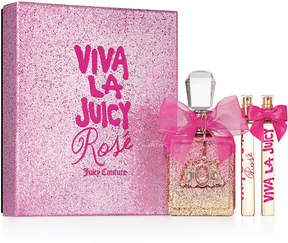 Juicy Couture 3-Pc. Viva La Juicy Rose Eau de Parfum Gift Set