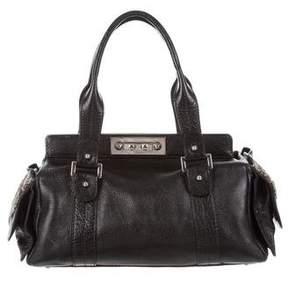 Chloé Chainmail-Frigned Frame Bag